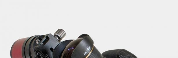 Nouveau matériel : Panocatcher Maestro 4 HD