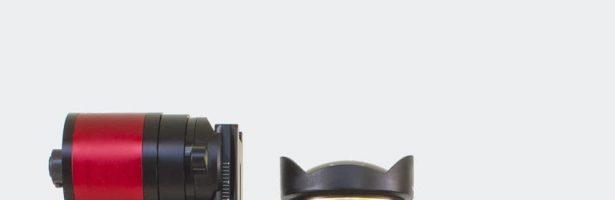 New material: Panocatcher Maestro 4 HD